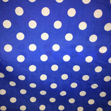 22mm Polka Dot Polycotton