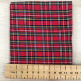 Tartan Fat Quarters - Cotton