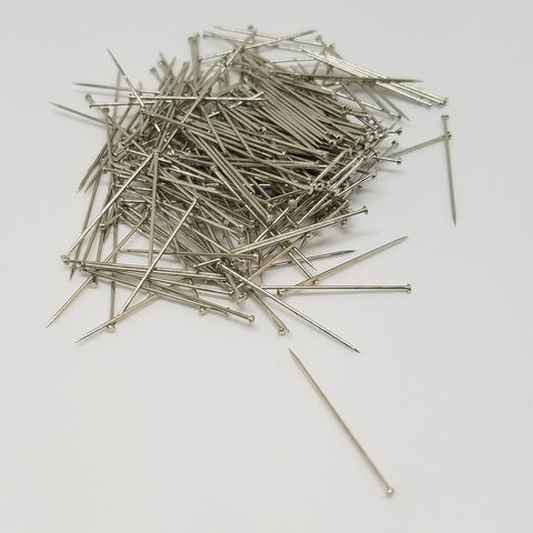 Metal Straight Pins