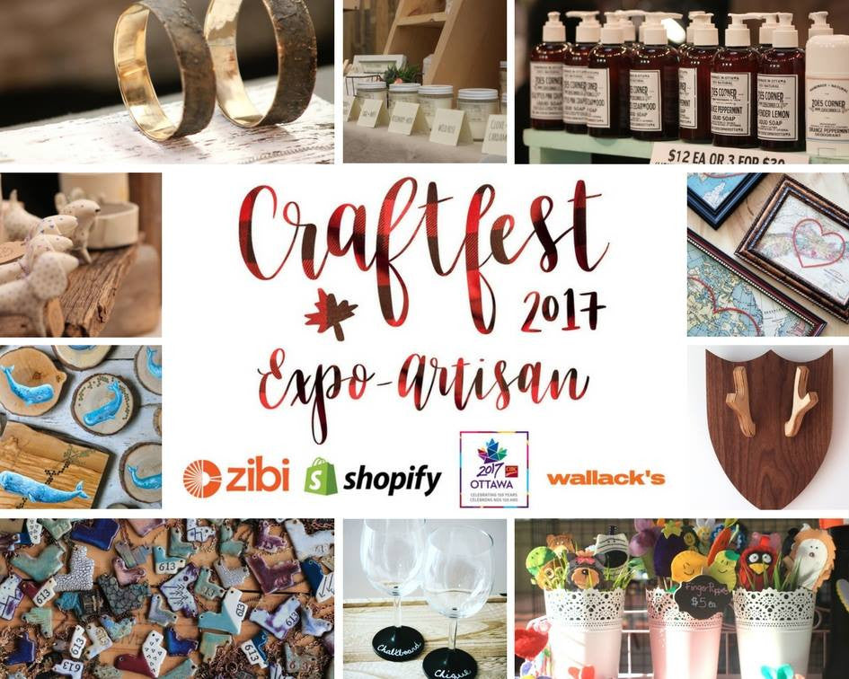 Craftfest: Mother Nature Listened