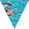 Bunting - Canadian Feathers Mix