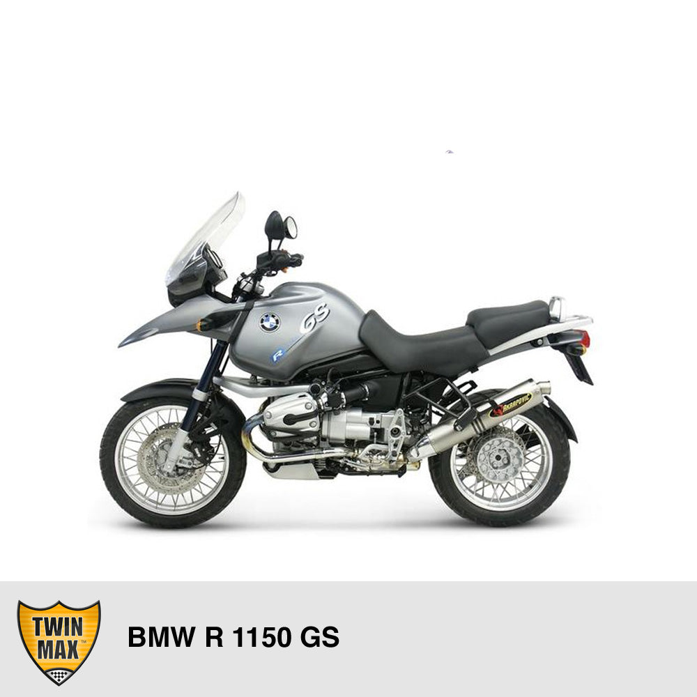 Synchronisation d'une BMW R1150GS Motronic avec TwinMax | Twinmax