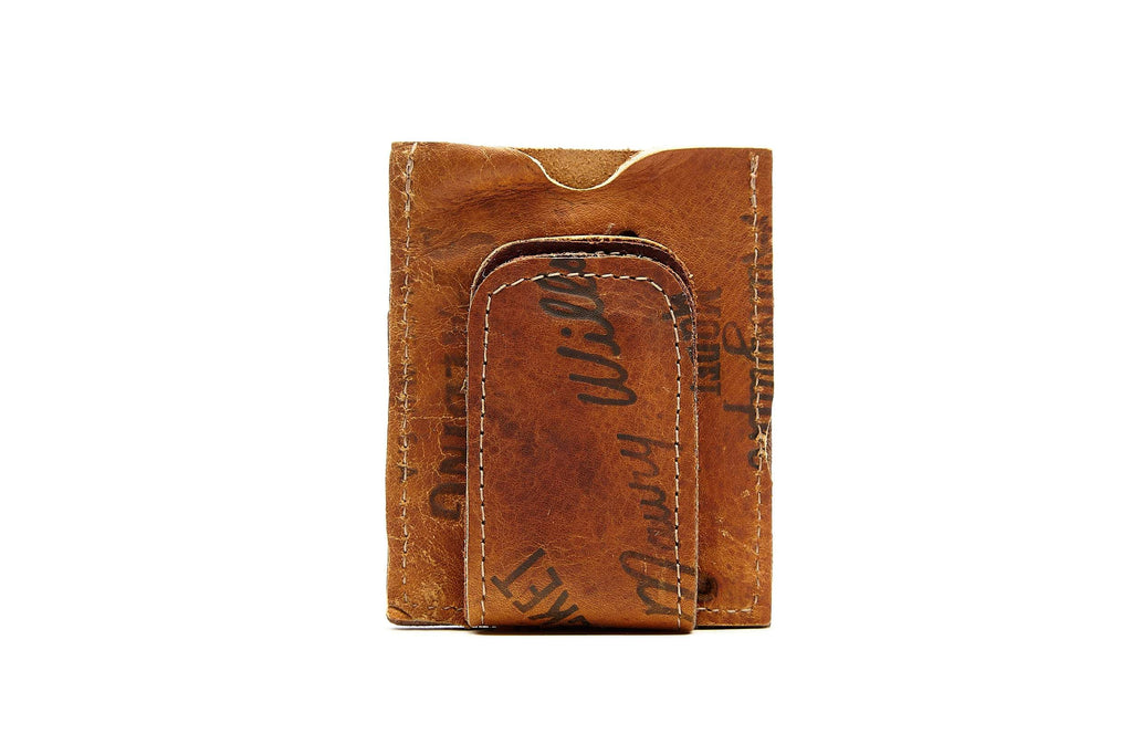 Money Clip Card Case 32
