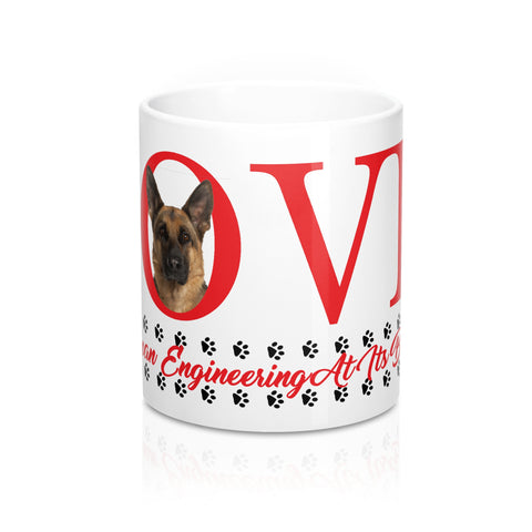 All I Care About is My Dog and Maybe Three People  Funny Coffee Mug