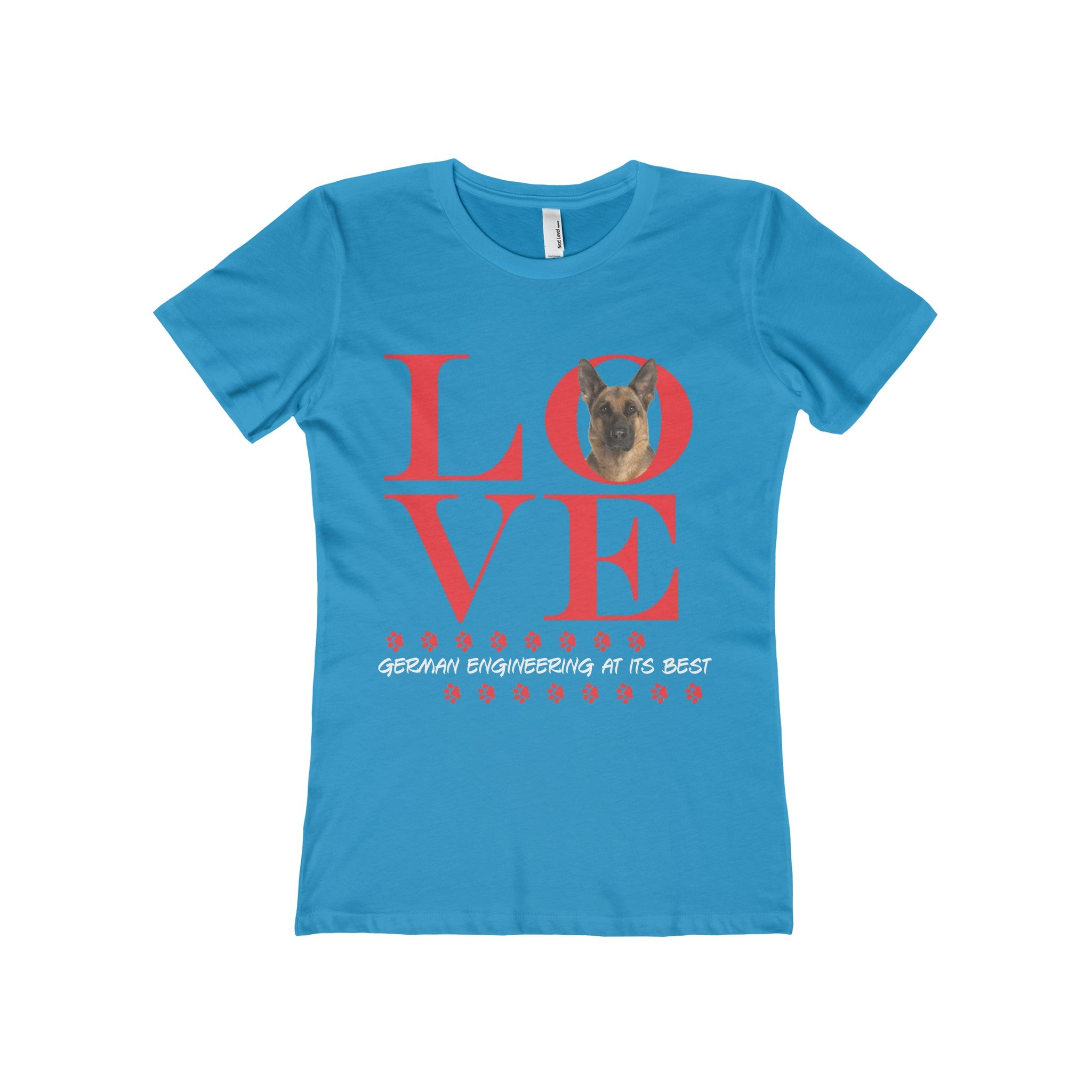 Love German Engineering  At its Best  T-Shirt Women's