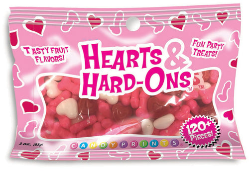 Hearts and Hard-Ons Naughty Confections 3oz Bag CP-941