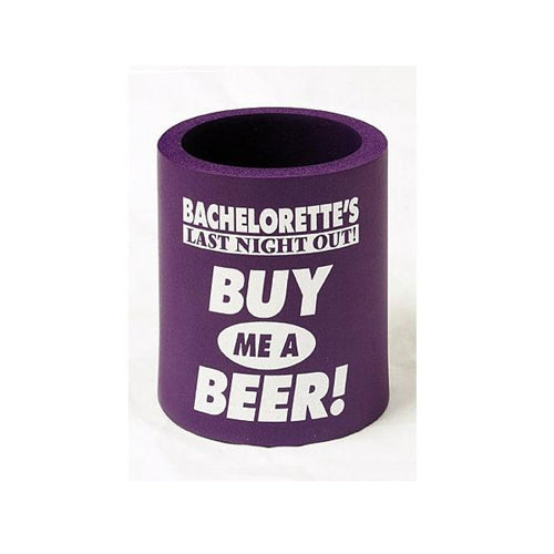 Bachelorette's Last Night Out! Buy Me a Beer! Koozie GFF-158