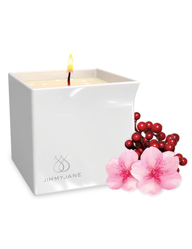 Afterglow Massage Candle - Berry Blossom JJ-11739