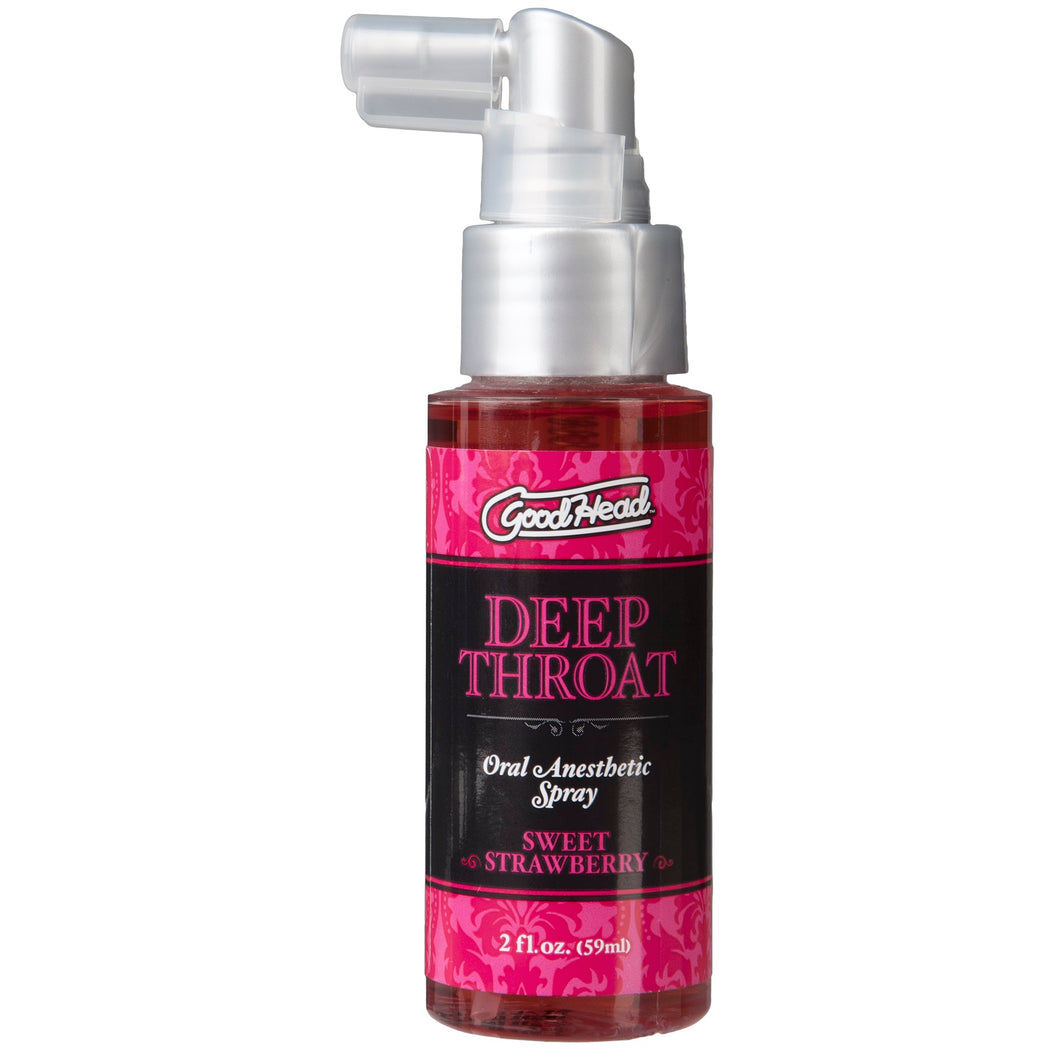 Good Head Deep Throat Spray - Sweet Strawberry DJ1360-18