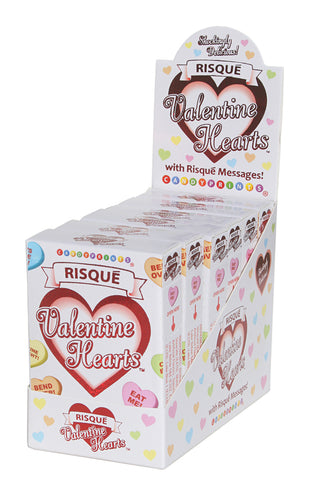Risque Valentine's Candy - 6 Count Display CP-2866