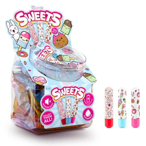 The Collection - Sweets Bullet Fishbowl - 36 Pieces BL-00399