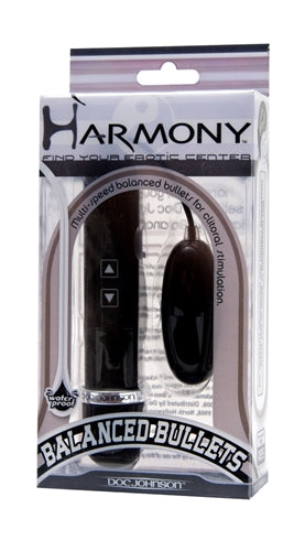 Harmony - Balanced Bullets - Black DJ0915-07
