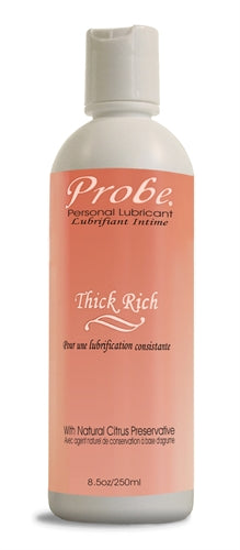 Probe Personal Lubricant Thick Rich 8.5 Oz DL-C250