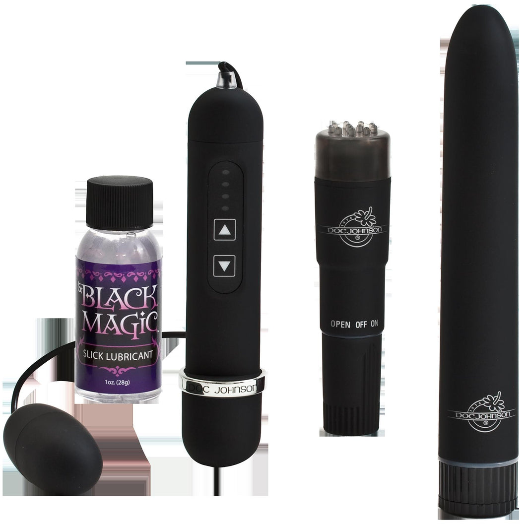 Black Magic Pleasure Kit DJ0951-10