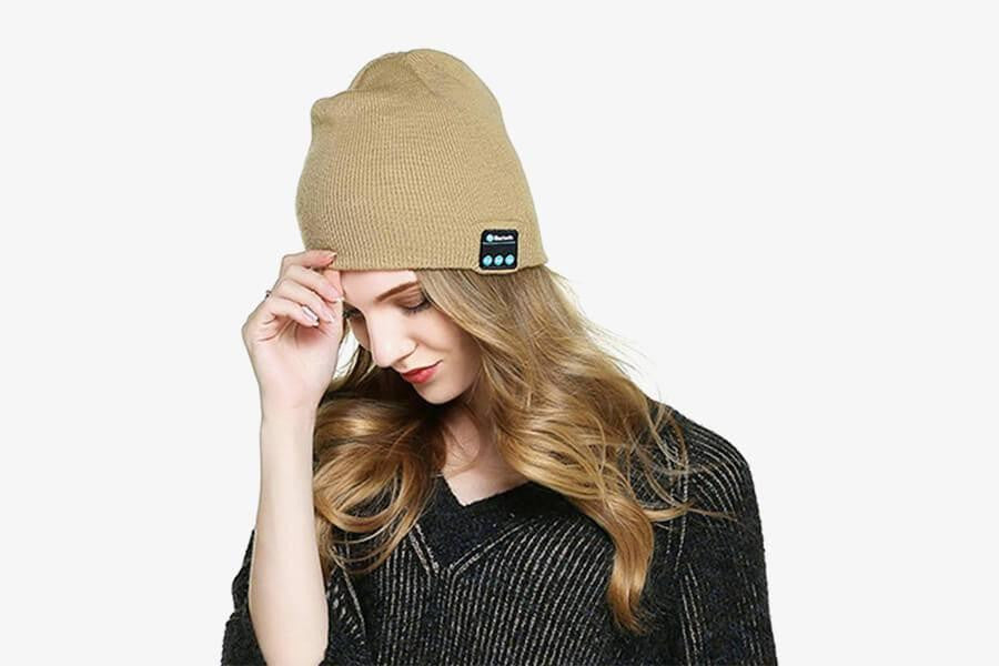 Bluetooth Beanie Smart Cap