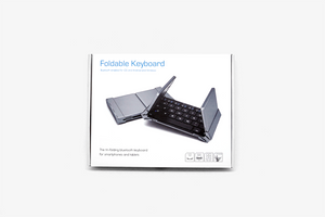 Wireless Foldable Keyboard for Smartphone