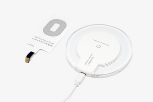 Wireless Charging Kit - For iPhone and Android