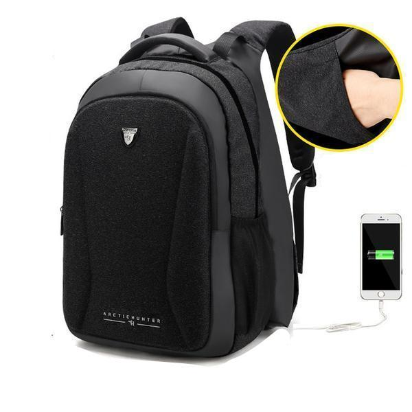 Functional Anti-Theft BackPack