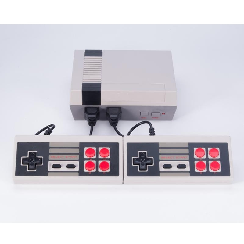 Are you looking for a good old toy that you have always enjoyed as a kid? Well, look no more because the Retro Classic Gaming Console is here. Today's New RETRO CLASSIC GAMING CONSOLE will remind you of your good old times with friends!
