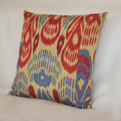 Ikat Pillow Cover 'Dugonik'