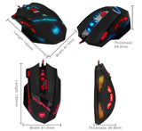 The Spider Inception Professional Gaming Mouse