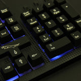 Backlight LED Pro Gaming Set