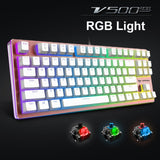 Rapoo V500 RGB Mechanical Gaming Keyboard