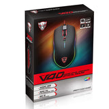 Motospeed V40 RGB Gaming Mouse