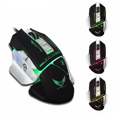 RedWings 3200DPI 7 Button LED Gaming Mouse