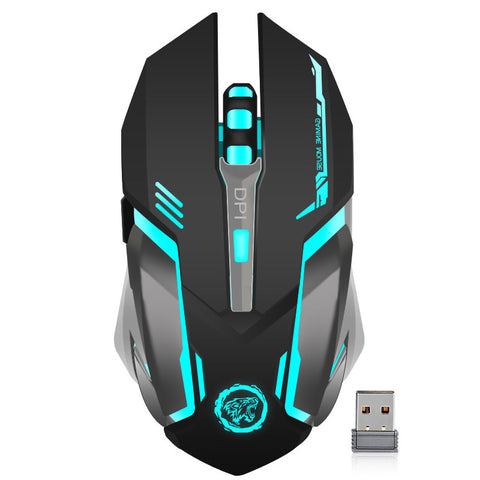 Azzor D9 Rechargeable Wireless Gaming Mouse