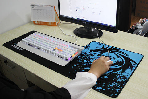 pbpad XL Gaming Mouse / Keyboard Mat