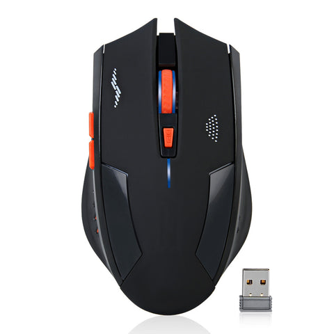 Rechargeable Wireless 2400DPI Gaming Mouse