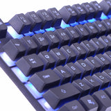 Moobom DB-A8 Mem-chanical Gaming Keyboard
