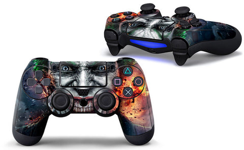 Camouflage Vinyl Skin For Sony  Playstation 4 Controller