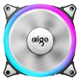 Aigo C5  RGB Cooling Fan 5pcs Set