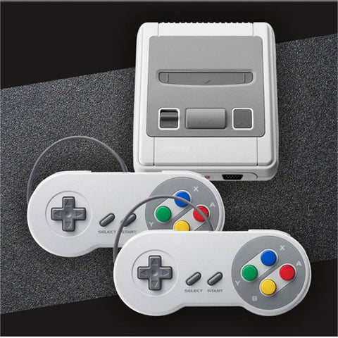 Family HDMI Retro Video Game Console With Built-in 621 8-Bit Games
