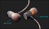 QKZ Bass In-Ear Earphones With Mic