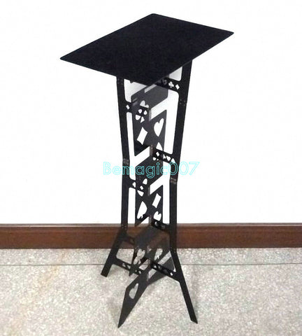 Aliminum Folding Table- Appearing Table  -- Stage Magic - Bemagic
