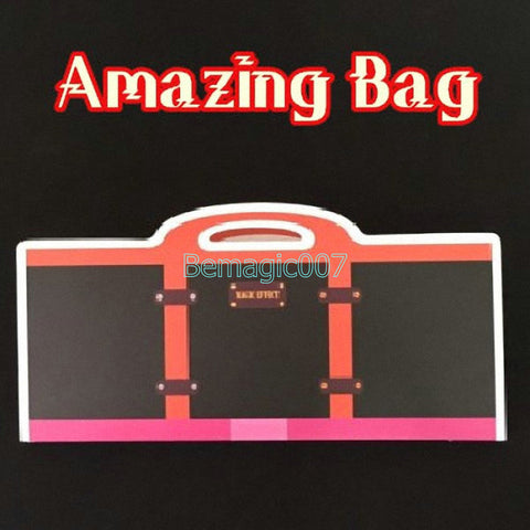 Amazing Bag -- Stage Magic - Bemagic