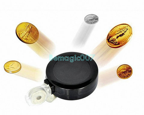 2 pcs Coin Vanishing - Close Up Magic - Bemagic