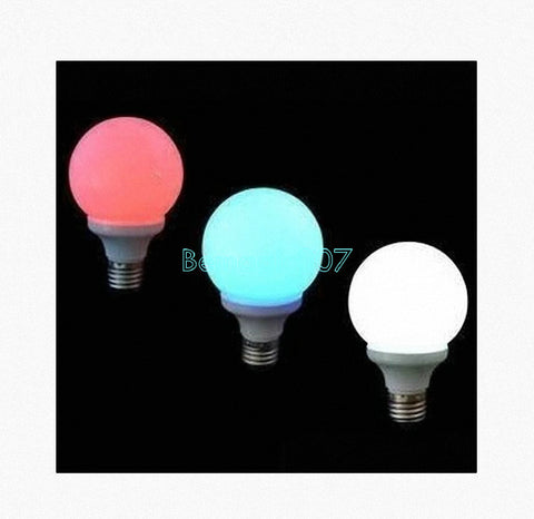 Color-Changing Light Bulb - Magnet Control  - Close Up Magic - Bemagic