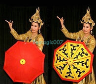 Color Changing Umbrella - Parasol Production Magic - Bemagic