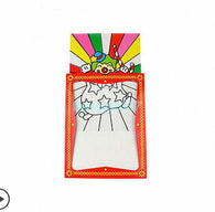2 pcs Coloring Frame (Small) - Close Up Magic - Bemagic