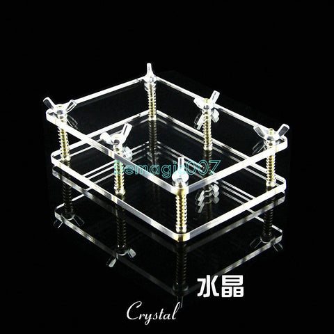 Crystal Card Flatten--Magic Accessories - Bemagic