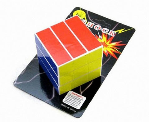 Electric Shock Magic Cube - Close Up Magic - Bemagic