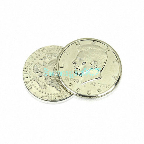 Flipper Coin - Magnetic Flipper Coin - Coin&Money Magic - Bemagic