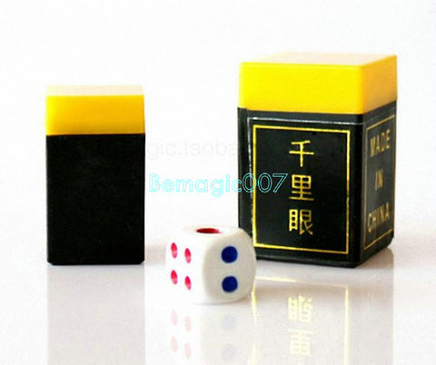 Foreseeing Dice - Close Up Magic - Bemagic