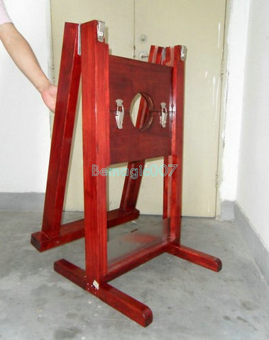 French Guillotine  -- Stage Magic - Bemagic