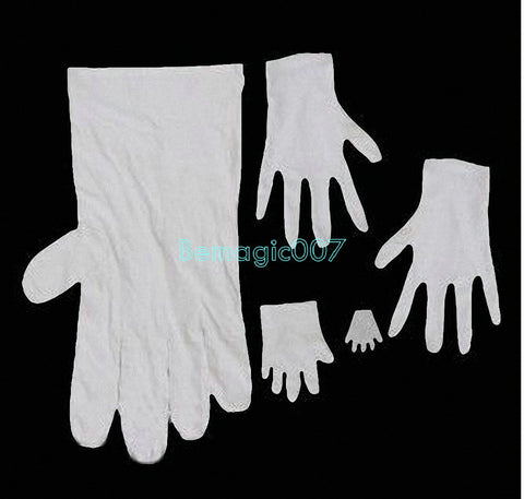 Gloves Illusion  -- Stage Magic - Bemagic
