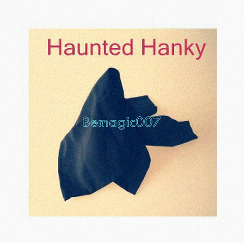 Haunted Hanky - Close Up Magic - Bemagic